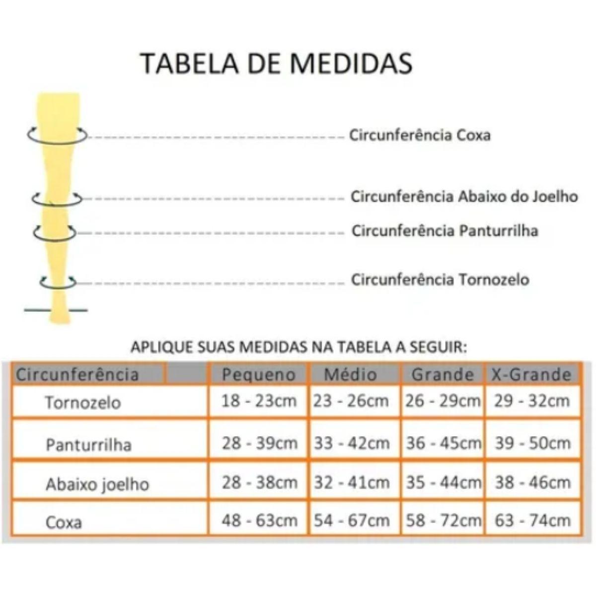 Meia Calça Venosan Ultraline 4000 20-30mmhg Bege