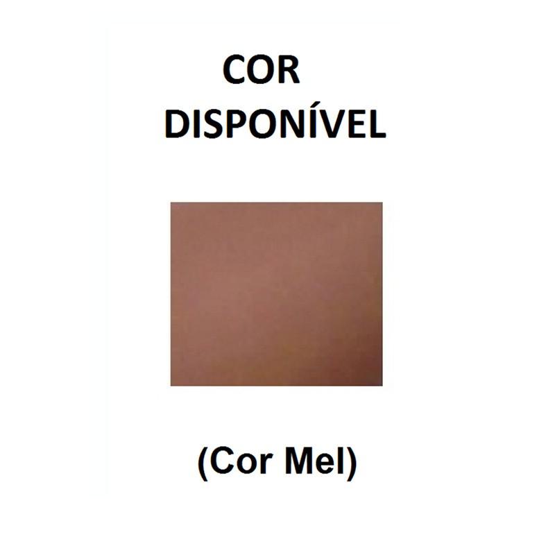 Meia de Compressão Kendall 7/8 20-30mmHg Alta Compressão Cor Mel