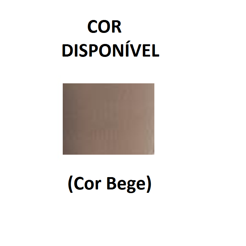 Meia de Compressão Sigvaris Basic 7/8 30-40mmHg Cor Bege