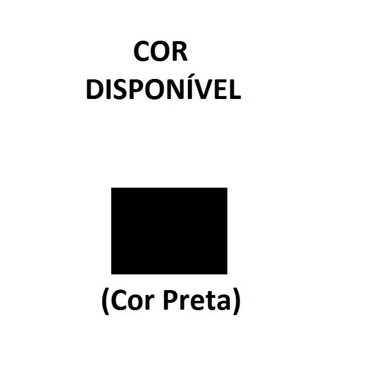 Meia de Compressão Sigvaris Cotton Comfort 3/4 20-30mmHg Cor Preta