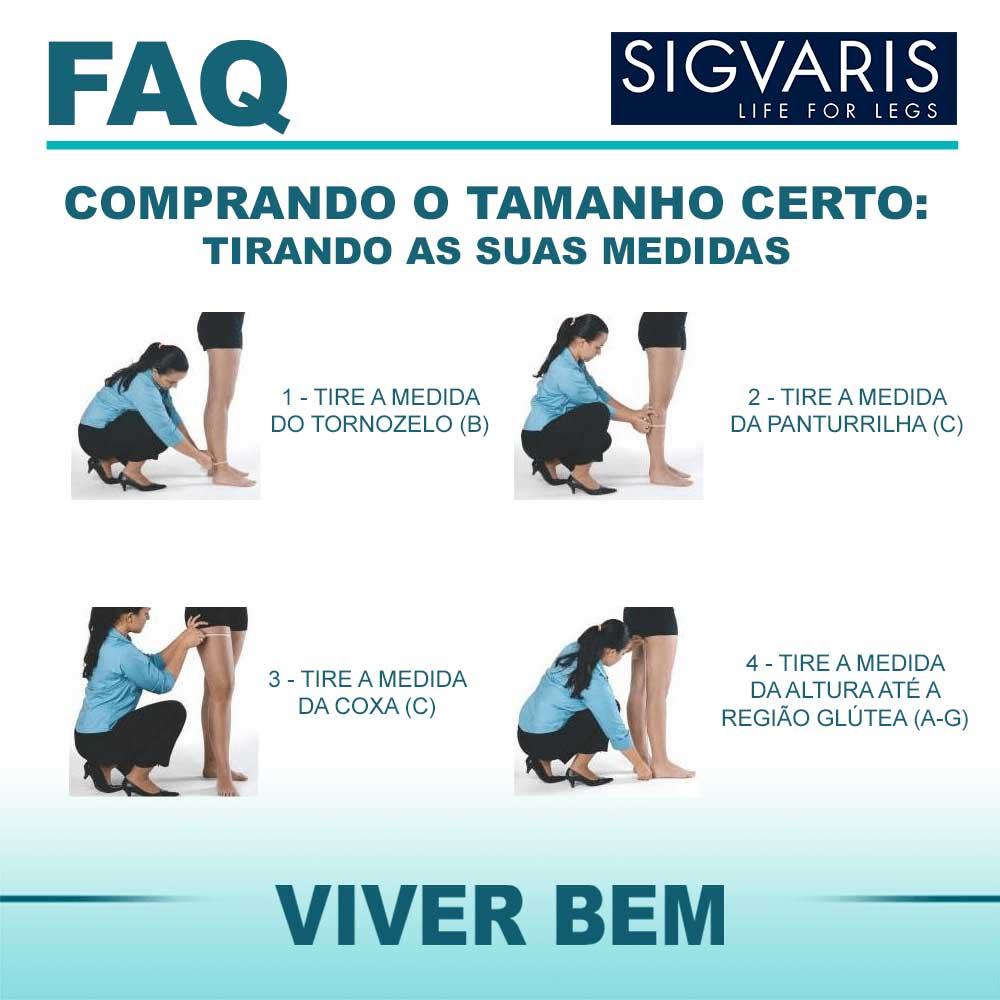 b0ed08eb1 ... Meia Sigvaris 7 8 Select Comfort Premium 20-30mmHg Cor Natural -  Cirúrgica Viver ...