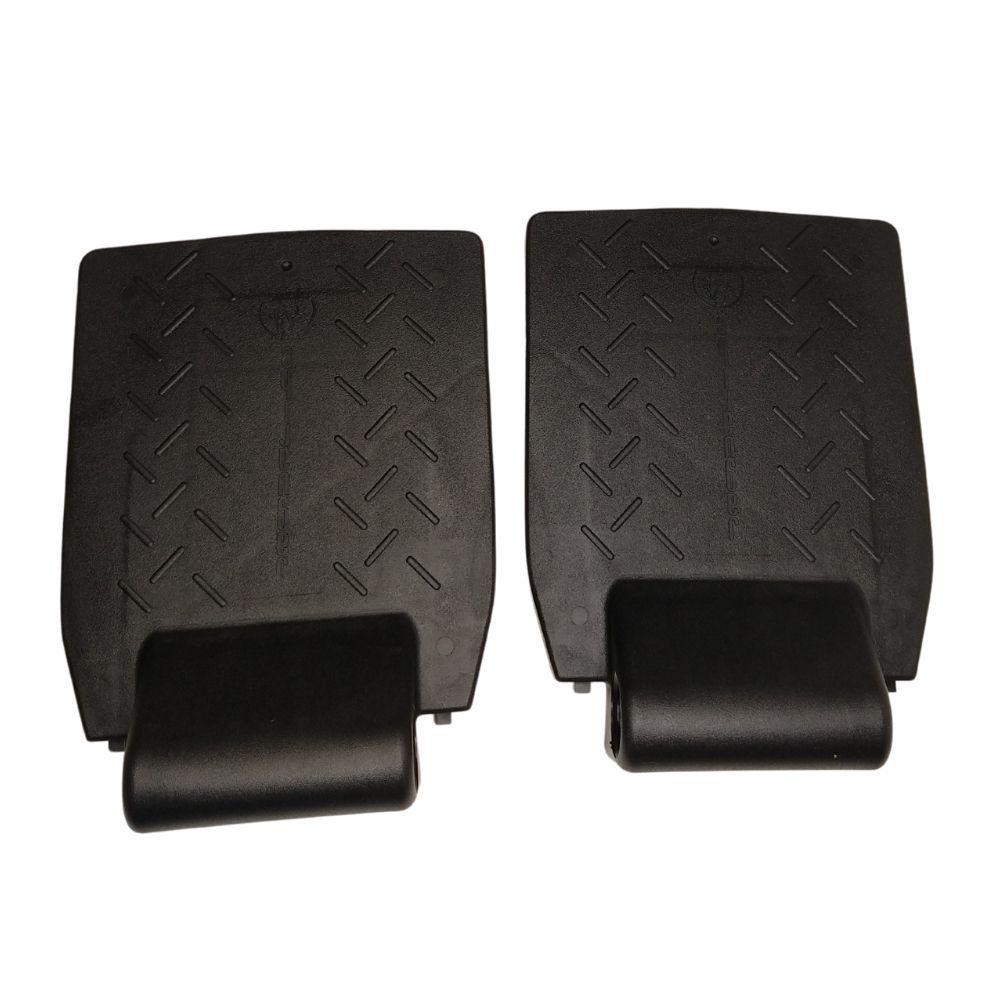 Pedal para Cadeira de Rodas Jaguaribe - Par