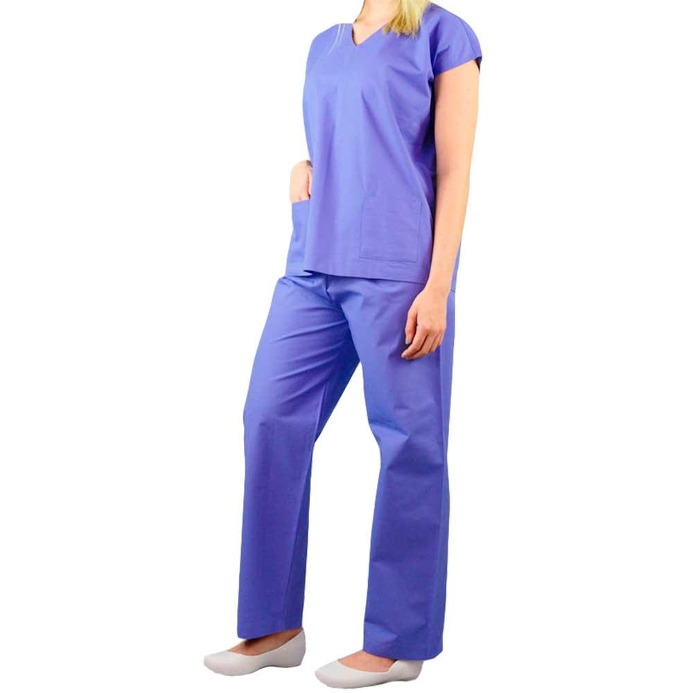 Pijama Cirúrgico Azul Unissex Namaste