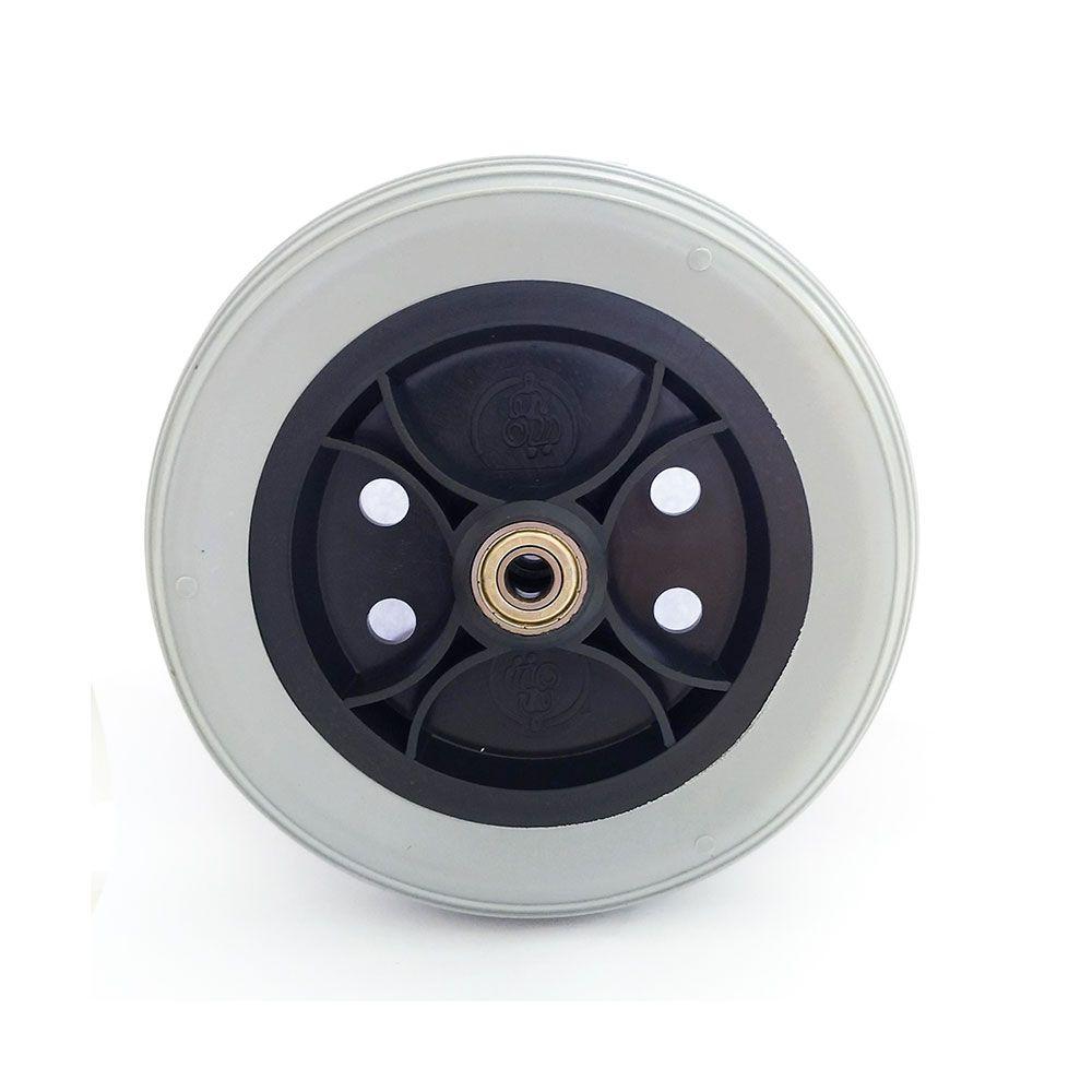 Roda Dianteira Aro 6 com Rolamento- Jaguaribe
