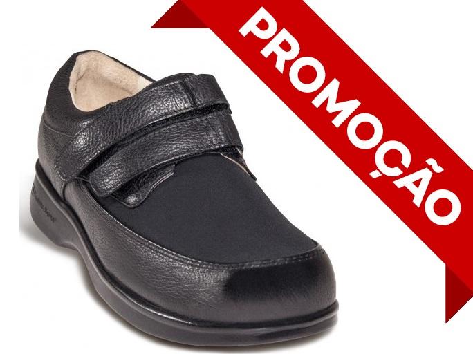 4cc341710 Sapato Masculino Stepper para Diabéticos - Cirúrgica Viver Bem ...