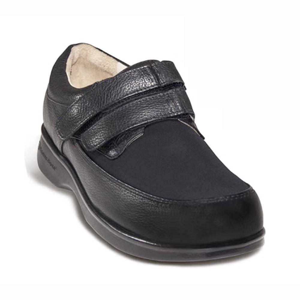 Sapato para Diabético Sannabem Stepper 5031 Preto