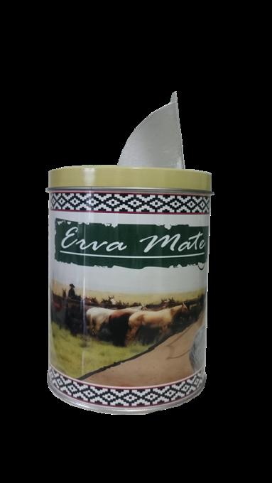 CÓPIA - Porta erva em lata com bico dosador para 500 g