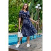 93032-Vestido lady like em malha crepe (com elastano)