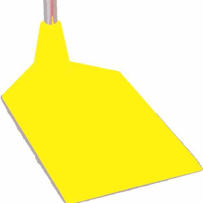 Frame Base Plástica Amarelo