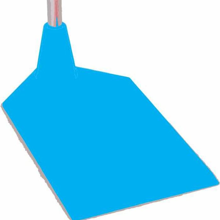 Frame Base Plástica Azul
