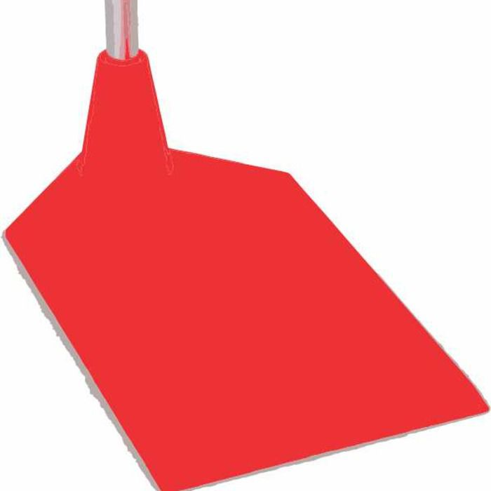 Frame Base Plástica Vermelho