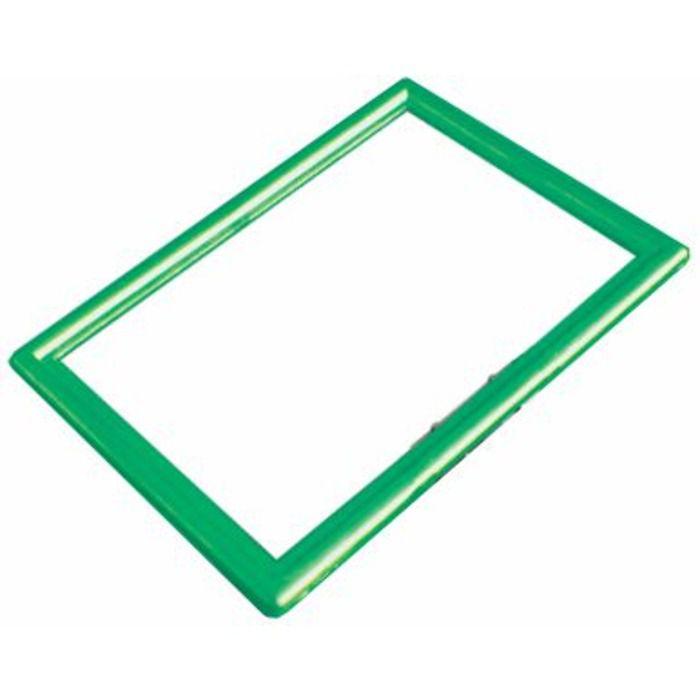 Frame Moldura Verde A4