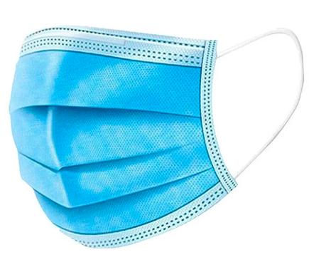 Kit Display Mais Saúde de Máscaras Procomex Pradix 20 packs c/ 5 uni