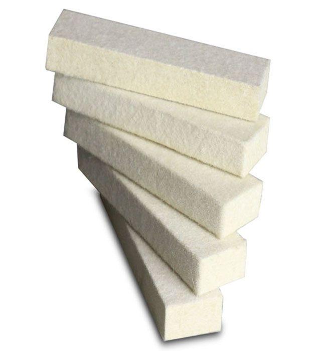Refil Ponteiras de Feltro Branco Conjunto Markit A 5 un