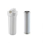 Filtro Hf 9.3/4 X 3/4 2º Estágio Branco Poly Flow 50 Micra - 926-0002
