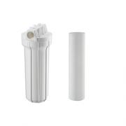 Filtro Hf 9.3/4 X 3/4 3º Estágio Branco Filter Flux 5 Micra - 926-0010