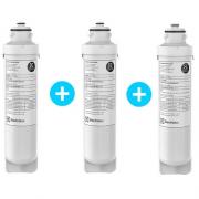 Refil Electrolux Acqua Clean (ORIGINAL) - 3 Peças - Aplicação: Pa21G / Pa26G / Pa31G