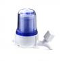 Filtro Acqua 5 Transparente Carbon Block Com Torneira Branca; Conexão 1/2 - 1000-0004