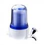 Filtro Acqua 5 Transparente Carbon Block Com Torneira Cromada; Conexão 1/2 - 1000-0010