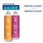 Filtro Facile C3 (Reduzir o Cloro) + C6 (Reduzir o Flúor)