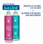 Filtro Facile C6 (Reduzir o Flúor) + C7 (Eliminar 99,99% das Bactérias)