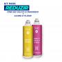 Filtro Facile C6 (Reduzir o Flúor)  + C9 (Reduzir Íons de Cálcio e Magnésio)