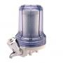 Filtro Pou 5 Transparente Com Torneira Carbon Block - 907-0021