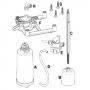 Kit de Atualização do purificador Economy Fit - 928-2456