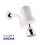 Purificador Care Chuveiro Kit Ducha+ 3 Refis Extra