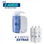 Purificador de Água IBBL Avanti + 3 Refis Extra