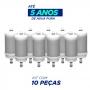Refil de Filtro Universal Zufer (10 unidades com 15% desconto)
