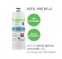 Refil Pré HF+3 (903-0549) Hidrofiltros