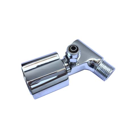 Adaptador 1/2 Com Registro Para Mangueira 3/8 - Arm12G