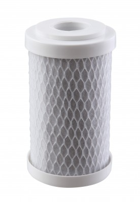 Elemento Filtrante Carvao Block 5´ X 2.1/2´ 5M; Encaixe - Bbie125/5