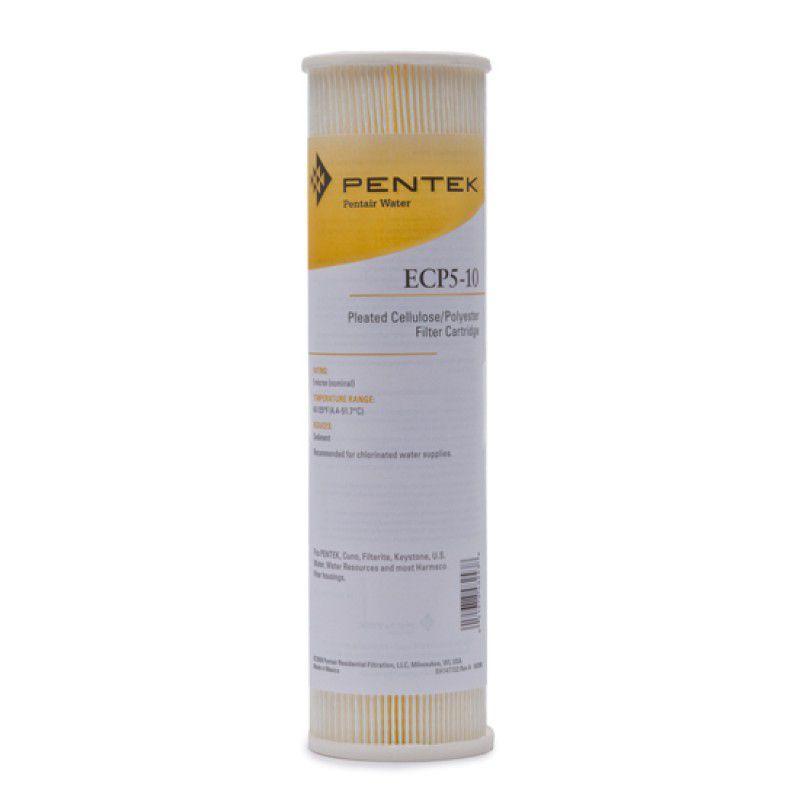 Elemento Filtrante Plissado 09.3/4 X 2.5/8 05M ECP5-10 - 255482-43