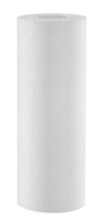 Elemento Filtrante Polipropileno Liso Sem Acabamento; Encaixe 07´ X 2.1/2´ - PP7