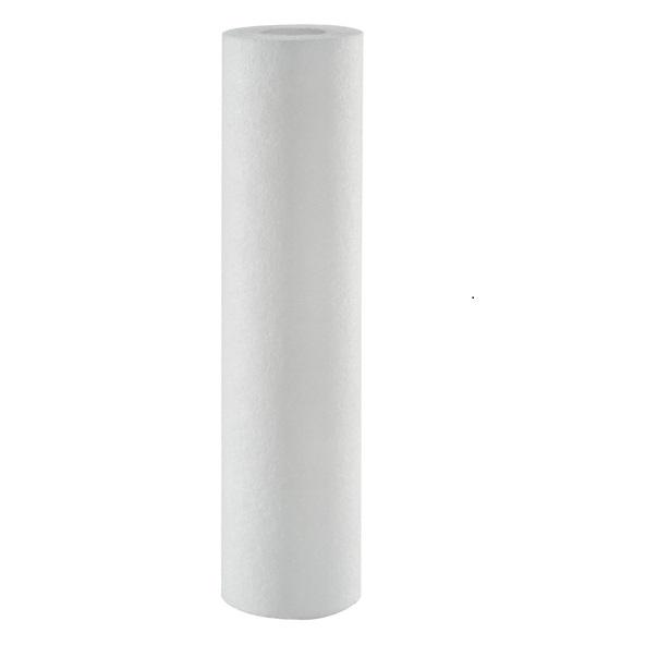 Elemento Filtrante Polipropileno Liso Sem Acabamento; Encaixe 09.3/4´ X 2.1/2´ 0,5 Micra - PP10/0,5