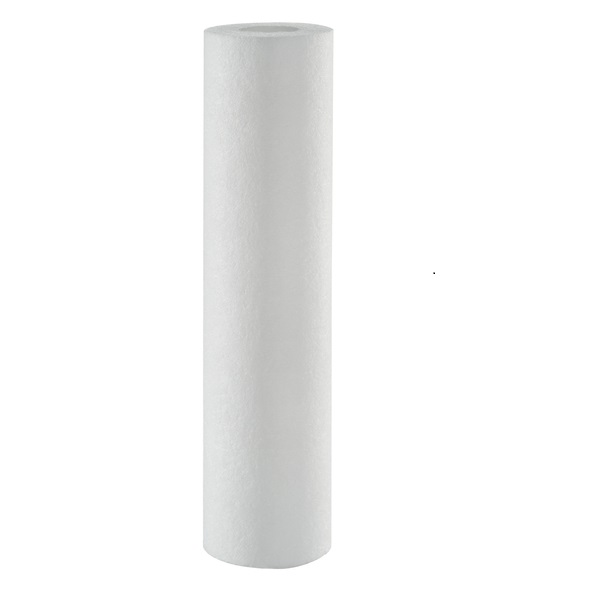 Elemento Filtrante Polipropileno Liso Sem Acabamento; Encaixe 09.3/4´ X 2.1/2´ - 1/5/10/20/50 Micras  - PP10