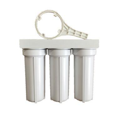 Filtração De Água para Aquário - Conexão 1/2 Branco - Kit