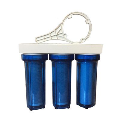 Filtração De Água para Aquário - Conexão 1/2 Transparente - Kit
