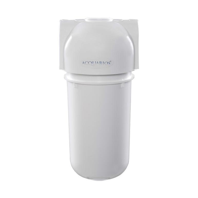 Filtro Acqua 200 Branco Carbon Block Conexão 1/2 (Sem Torneira) - 1000-0025