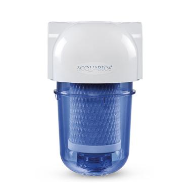 Filtro Acqua 5 Transparente Carbon Block Conexão 1/2 (Sem Torneira) - 1000-0022