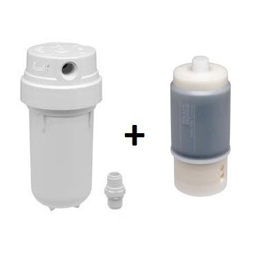 Filtro Ap200 Branco + 1 Refil - Kit
