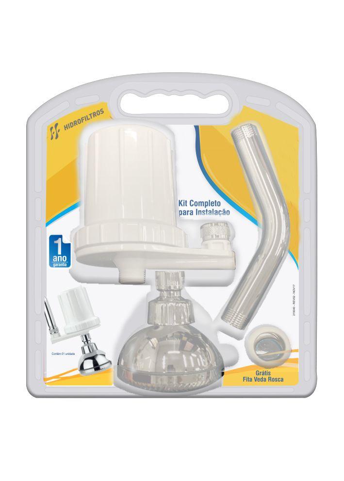 Purificador Care Chuveiro Kit Ducha  - 916-0021