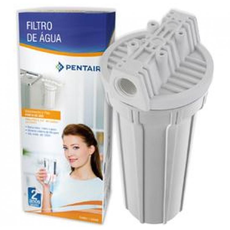 Filtro Pou 9.3/4 Branco Carbon Block - 907-0019