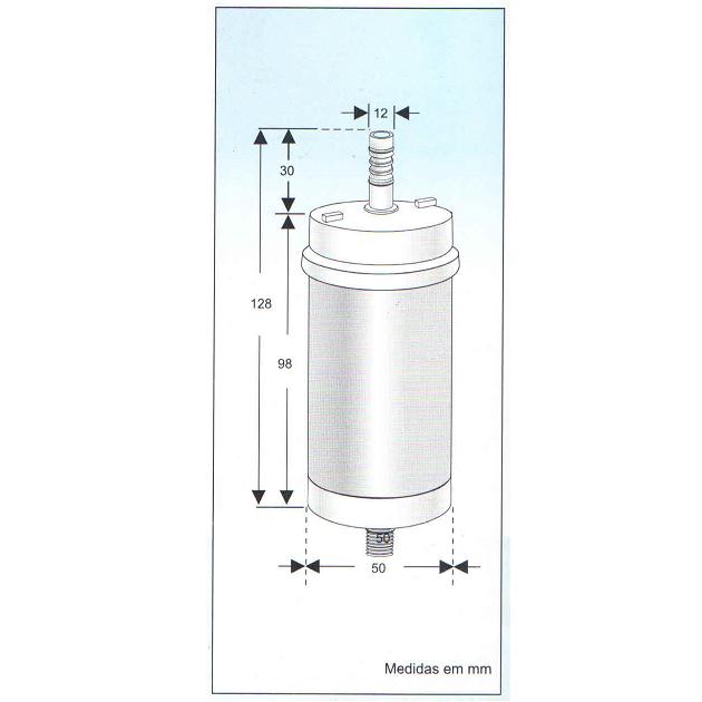 Filtro Universal Zufer - Zf2253