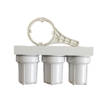 Kit Filtração De Água Cerveja Artes Mini Branca - Kit