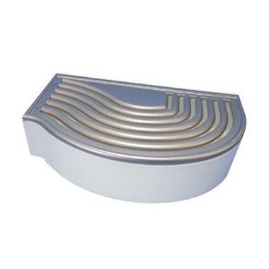 Pingadeira FR600 Branca/Prata (Completa) - Kit