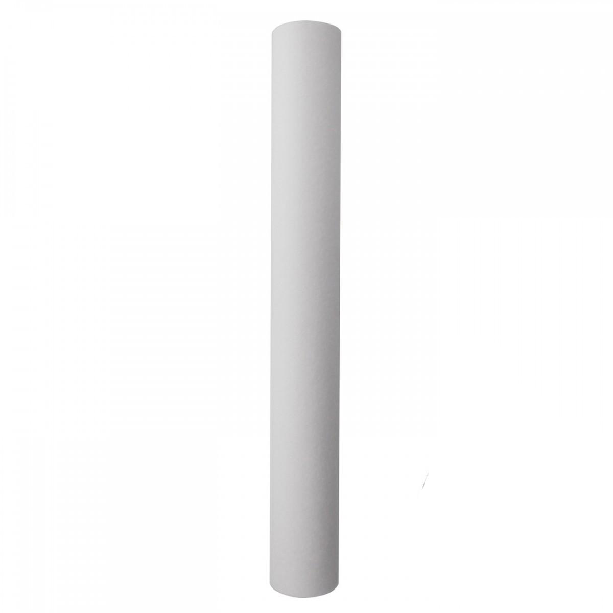 PS1-20 Elem Filtrante Polipropileno Liso Sem Acabamento; Encaixe 20' X 2.1/2' 01 Micra - 255691-43B