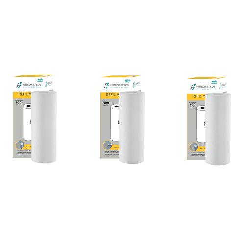 Refil 05 Filter Flux 7 - 3 Pçs - 905-0002